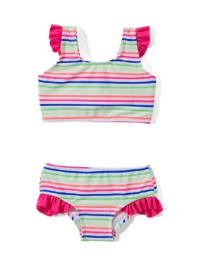 5646351b6e8ad Product Image Freestyle Revolution Rainbow Tankini Swimsuit, 2-Piece Swim  Set (Toddler Girls and Baby