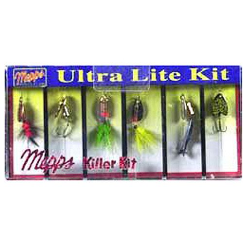 Sheldon Mepps Ultra Lite Killer Kit