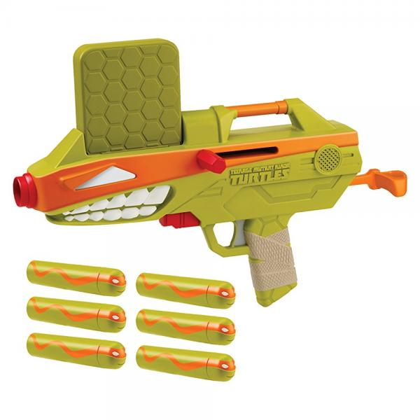 Teenage Mutant Ninja Turtles T Blasts Talking Blasters