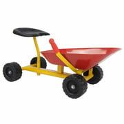 Sand Dumper Kid Ride-on Sand Digger Heavy Duty Digging Scooper 4-Wheel Toy