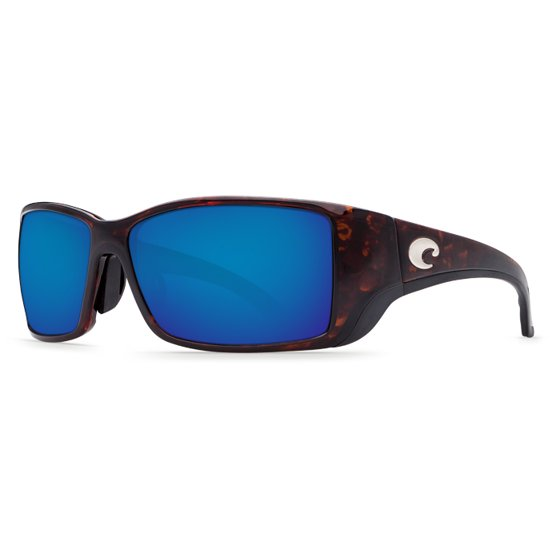 8d1d0b5e1b732 Costa Del Mar - Costa Del Mar Blackfin BL 10GF Tortoise Global Fit  Sunglasses Blue Lens 400G - Walmart.com