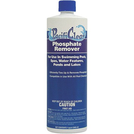 Pacificlear phosphate remover - Phosphate treatment for swimming pools ...