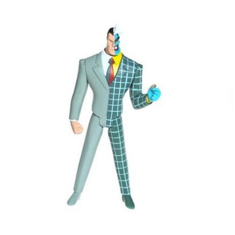 1 X Batman Two-Face Action Figure one color, one size by Mattel by