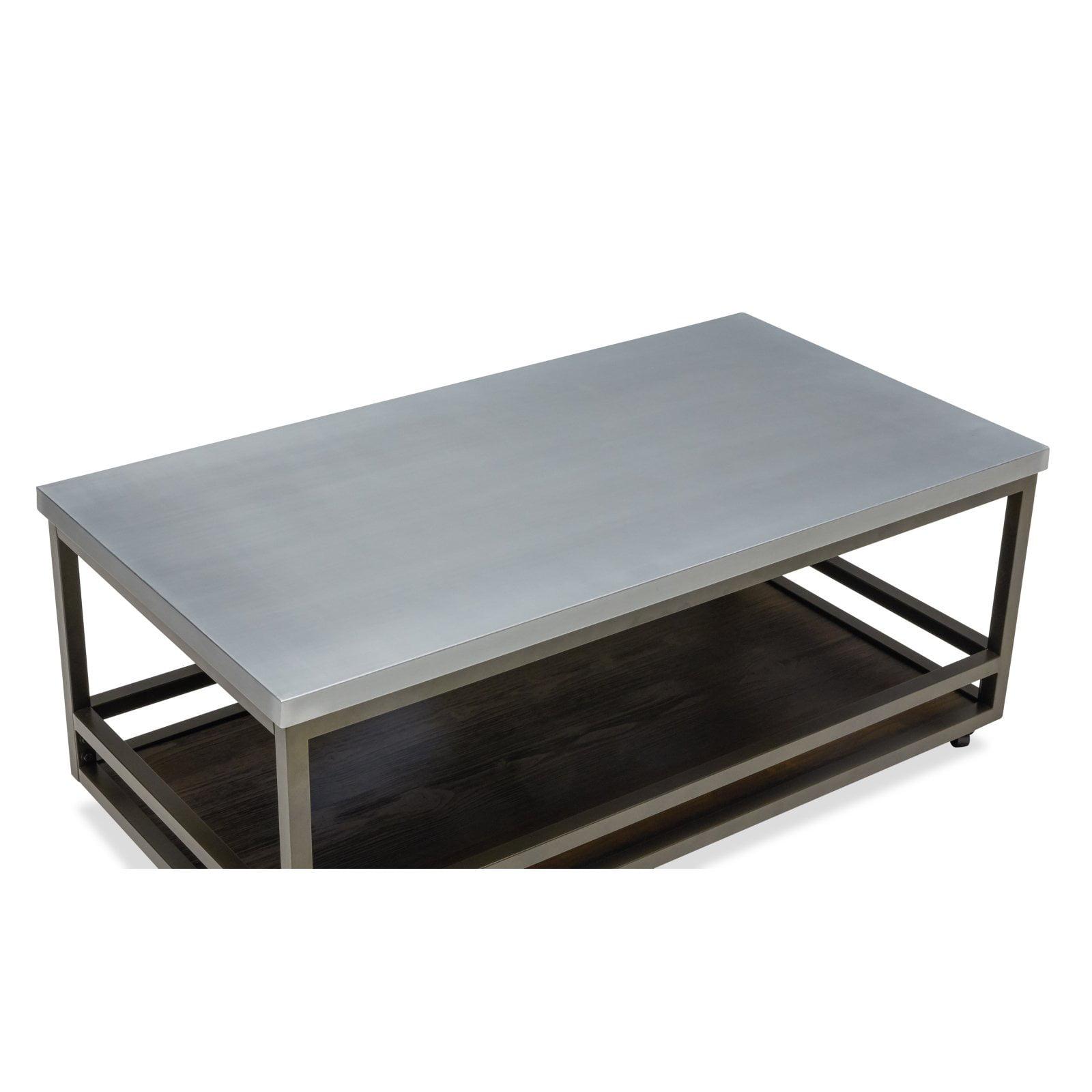 Stupendous Belham Living Ledger Coffee Table Walmart Com Pabps2019 Chair Design Images Pabps2019Com