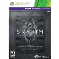Skyrim Legendary Edition (Xbox 360) Bethesda Softworks, 93155160019