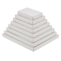 US Art Supply Professional Stretched Canvas 12-ounce Primed Variety Rectangular Assortment 8-Canvases Sizes