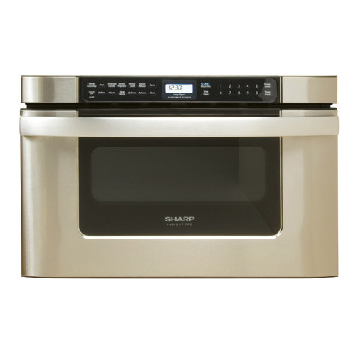 Sharp Easy Open 24'' 1.2 cu.ft. Microwave Drawer