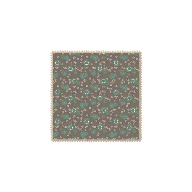 Heritage Lace ZN-1460GY Zinnia 14 x 60 in. Runner - Gray - image 1 de 1