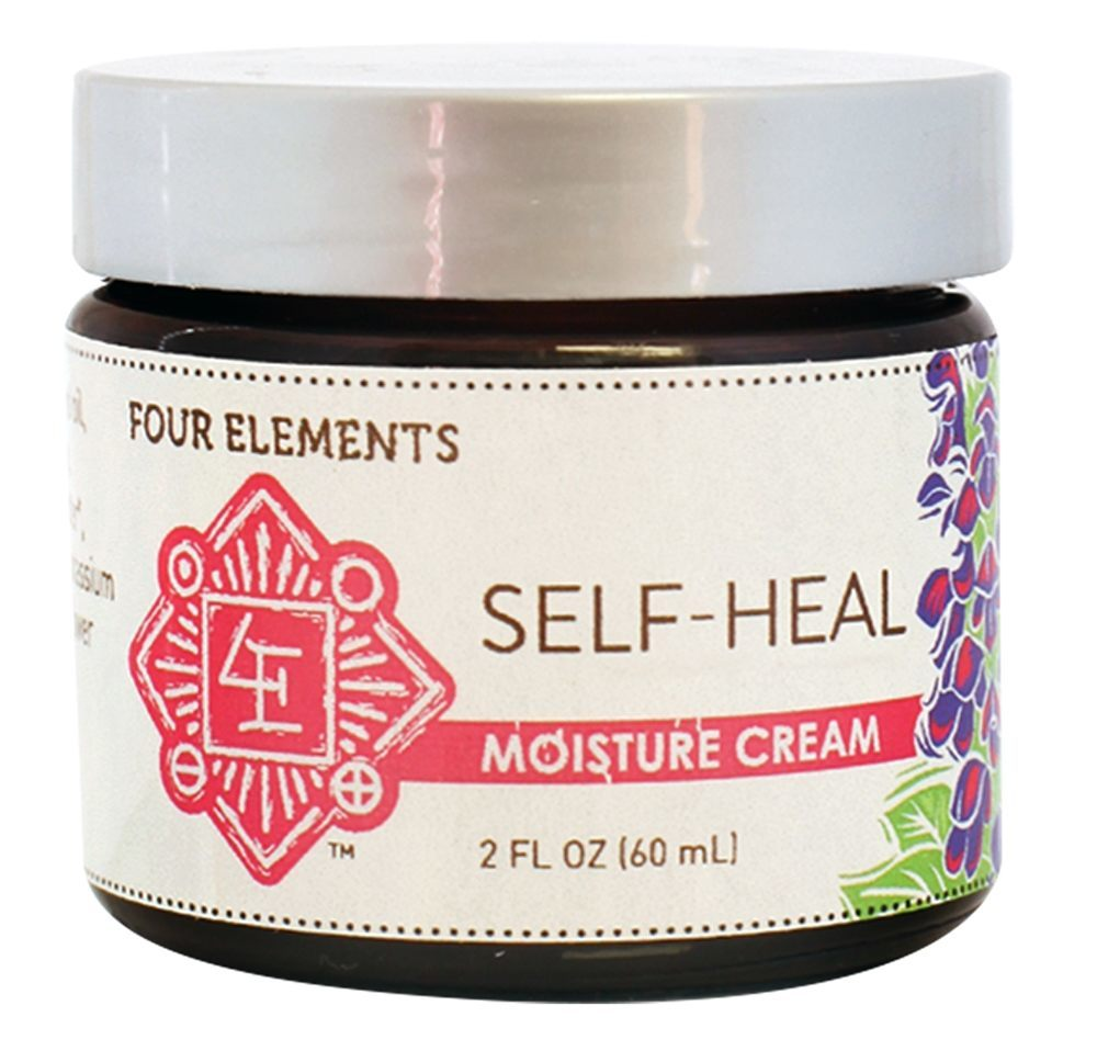 Four Elements Herbals - Moisture Cream Self-Heal - 2 oz.