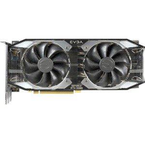 EVGA GeForce RTX 2080 FTW3 Ultra Hybrid Gaming 8GB GDDR6 Video Graphics (Ega Video)