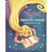 Tangled Rapunzel's Journal : Letting Down My Hair