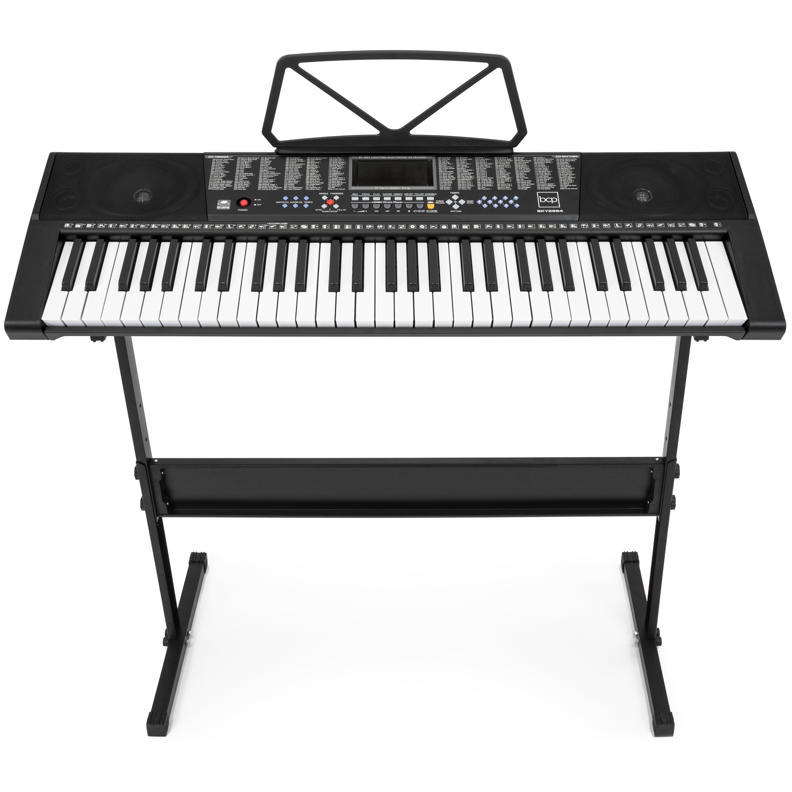 best choice products 61 key teaching electronic keyboard