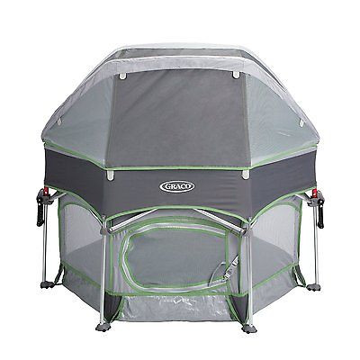Graco Pack 'n Play Traveling Portable Outdoor Play Pen Sport, Parkside | 1926867 [Istilo256524] by See Description