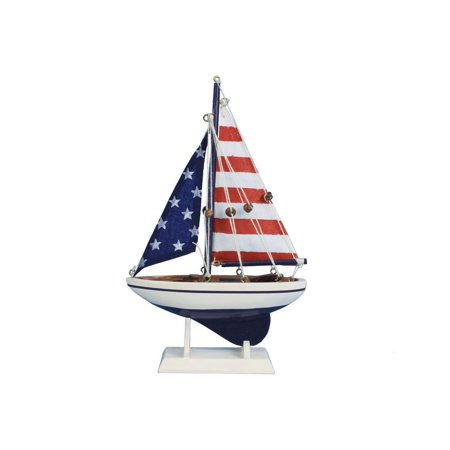 USA Flag Sailer 9