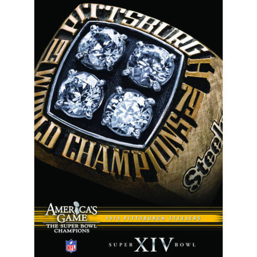 NFL America's Game: 1979 Steelers (Super Bowl Xiv) ( (DVD)) by Allied Vaughn