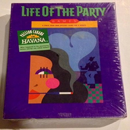 Life Of The Party Games:Passion Cabana In (Cabana Life)