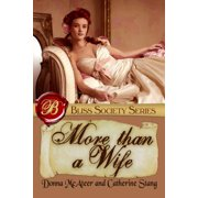 More Than A Wife - eBook