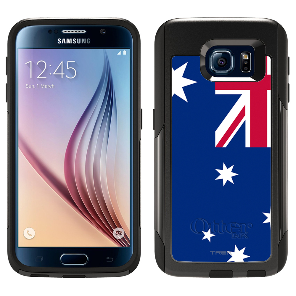 OtterBox Commuter Samsung Galaxy S6 Case - Australia Flag...