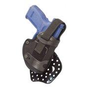Elite Survival Systems Paddle Holster, Black, Left Hand - For Glock, Sig P220 &