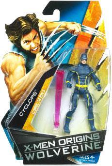 "X-Men Origins Wolverine Wolverine Comic Series Cyclops 3.75"" Action Figure by"