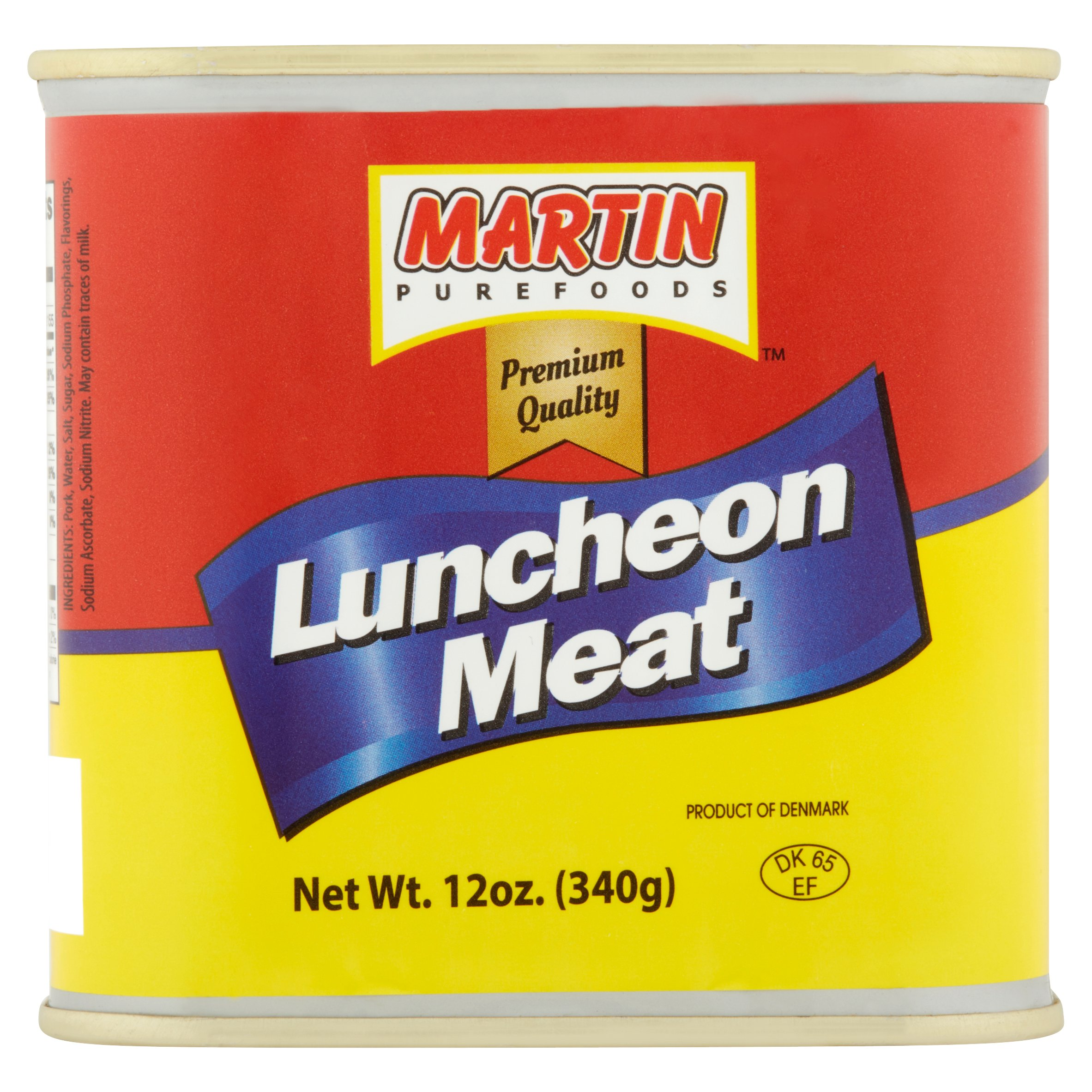 Martin Purefoods Luncheon Meat, 12 oz by Martin Purefoods Corp.