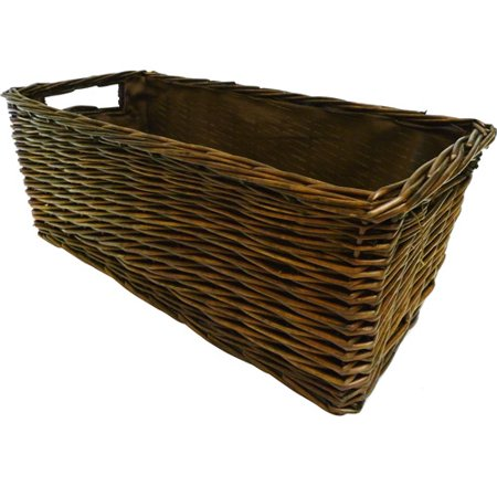 Canopy Handwoven Coffee Table Storage Basket
