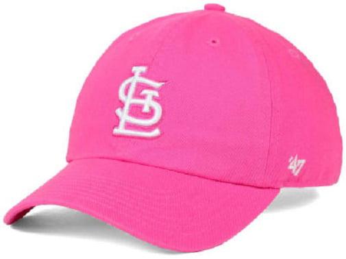 finest selection 79759 45b8e ... hot 47 brand st. louis cardinals mlb 47 brand newborn clean up hat  walmart 3a170