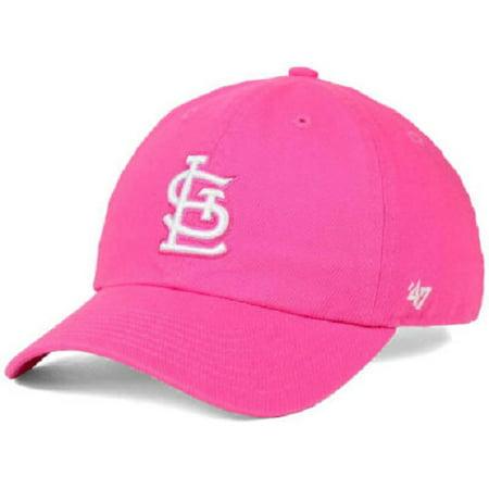 promo code 6e57d 41cbb 47 Brand - St. Louis Cardinals MLB 47 Brand Newborn Clean Up Hat ...