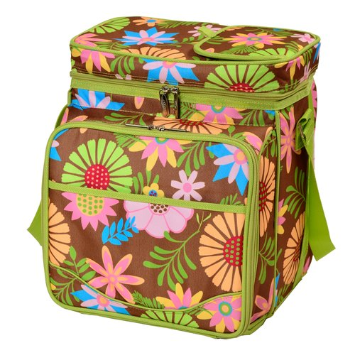 Picnic At Ascot Floral Picnic Backpack