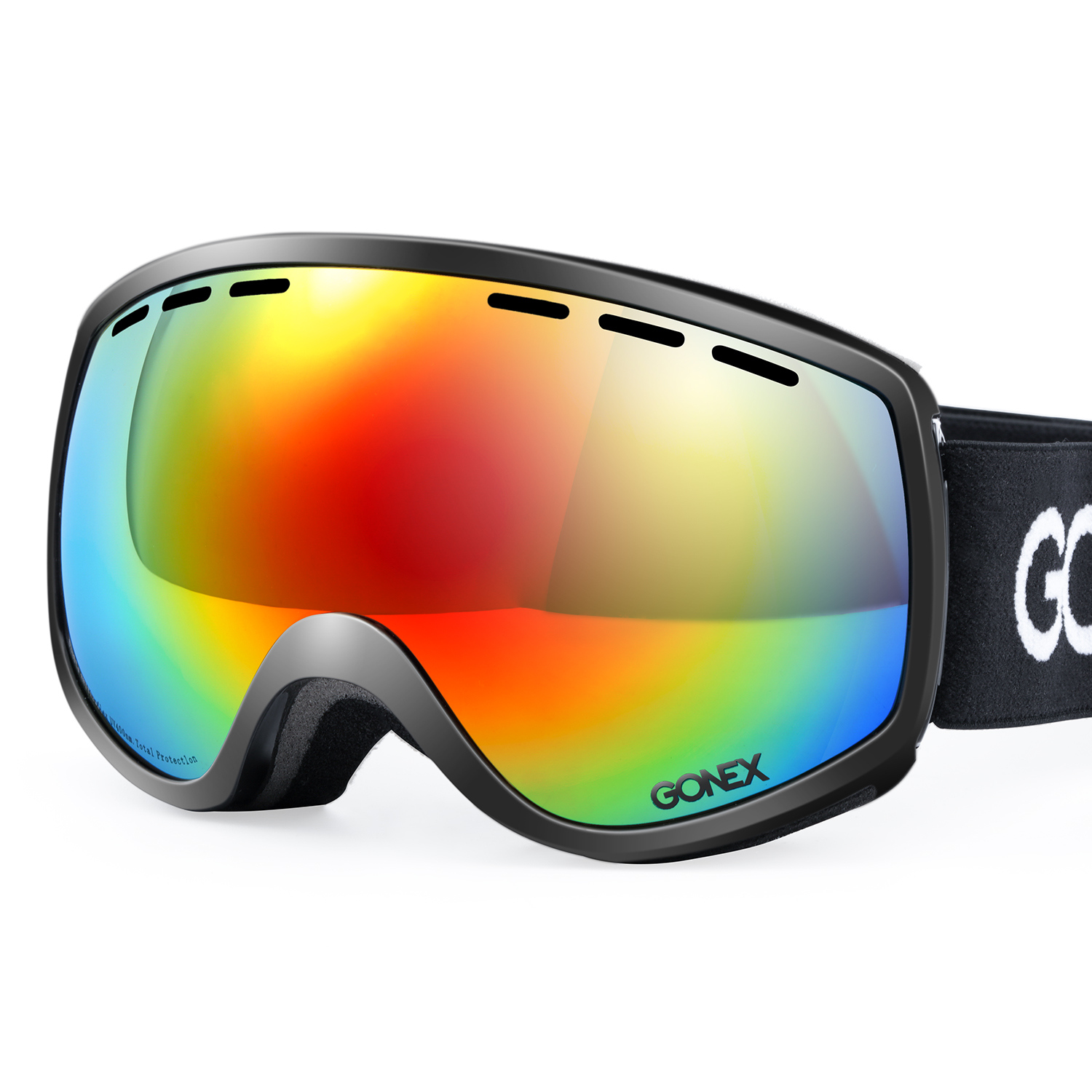Gonex Kid Ski Goggles Anti Fog Snow Board Goggoles for Youth Children Toddler by Gonex