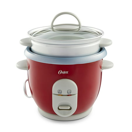 Oster 6-Cup Rice Cooker and Steamer, 4722