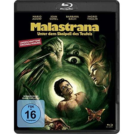 Malastrana ( The Short Night of the Glass Dolls ) (1971) ( Corta notte delle bambole di vetro ) ( Paralyzed ) [ NON-USA FORMAT, Blu-Ray, Reg.B Import - Germany ]