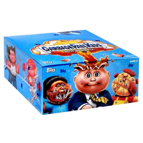 Garbage Pail Kids 2014 Series 2 Retail Trading Card Box
