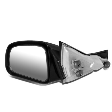 For 2004 to 2008 Pontiac Grand Prix OE Style Manual Adjustment Left Side View Mirror 05 06 07 ()