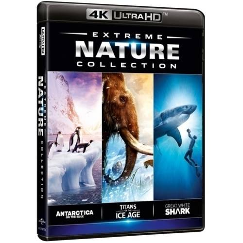 Extreme Nature Collection (4K Ultra HD + Blu-ray) by