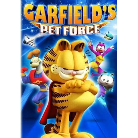 Garfield's Pet Force (DVD) - Garfield's Halloween Adventure Dvd