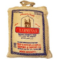 Charminar Indian Basmati Rice, 10 lbs