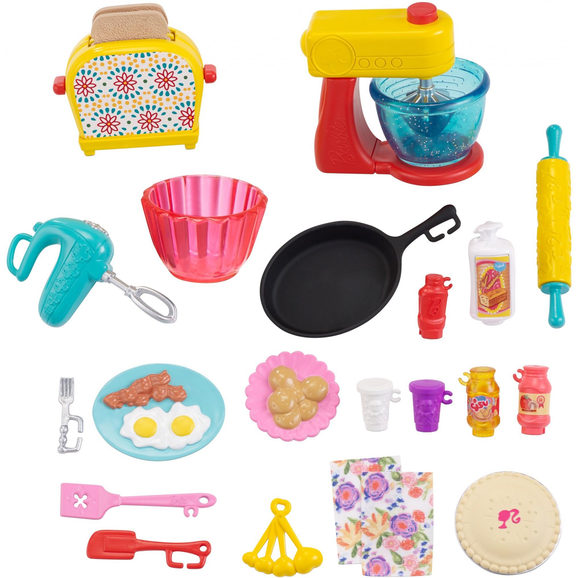 Barbie Cooking Accessories Cheap Toys Kids Toys