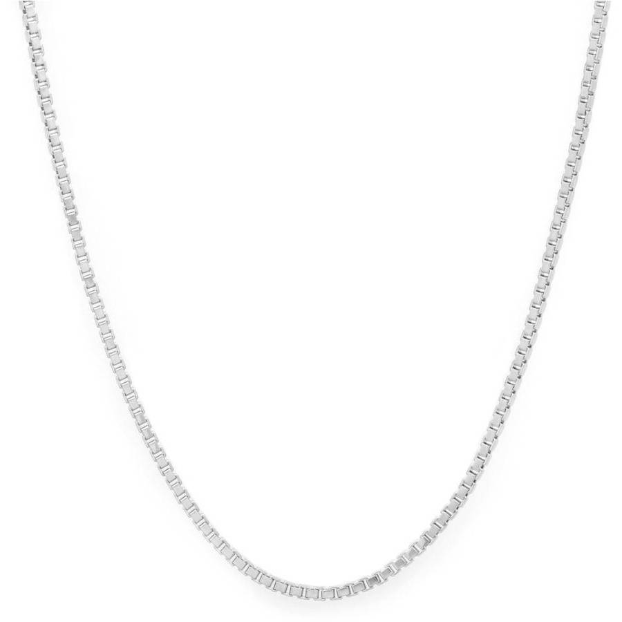 Image of A .925 Sterling Silver 2mm Box Chain, 22""