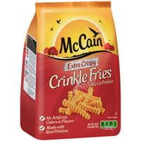 McCain Extra Crispy Crinkle Fries