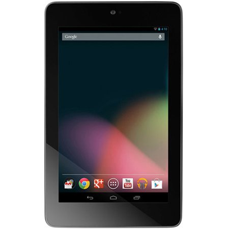 "Google Nexus 7"" Tablet 16 GB Memory (2012)"