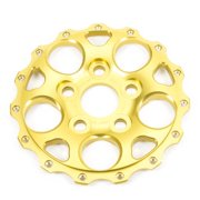 Weld Racing Import Drag Wheel Center Section Polished Alum P/N P613-7098