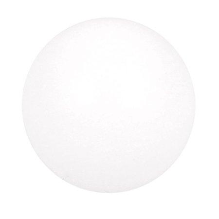 High Temperature Resistant Dia 1.6cm PTFE Diaphragm Pneumatic Pump Ball White