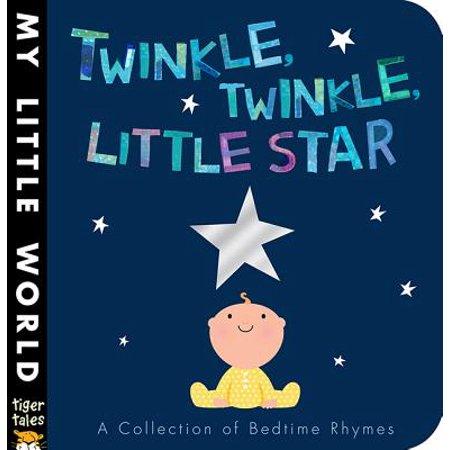 Twinkle, Twinkle, Little Star (Board Book) (Twinkle Star)