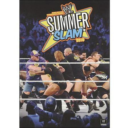 WWE: SummerSlam 2010 (Full Frame)