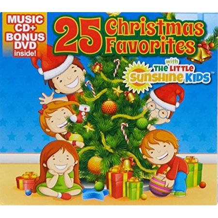 25 Christmas Favorites (CD + DVD)