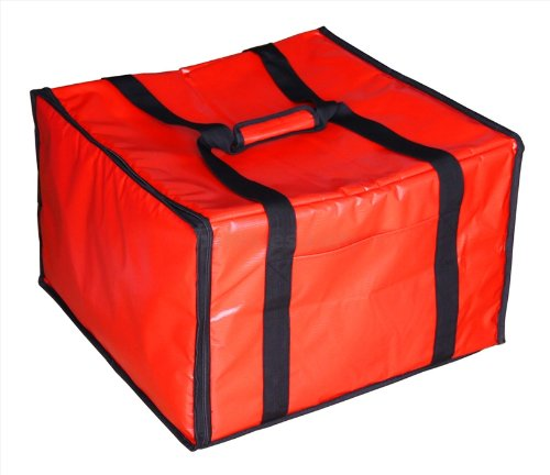 New Star 50134 Insulated Pizza Delivery Bag, 20 by 19 by ...