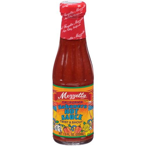 Mezzetta California Habanero Hot Sauce, 7.5 fl oz, (Pack of 12) by Generic
