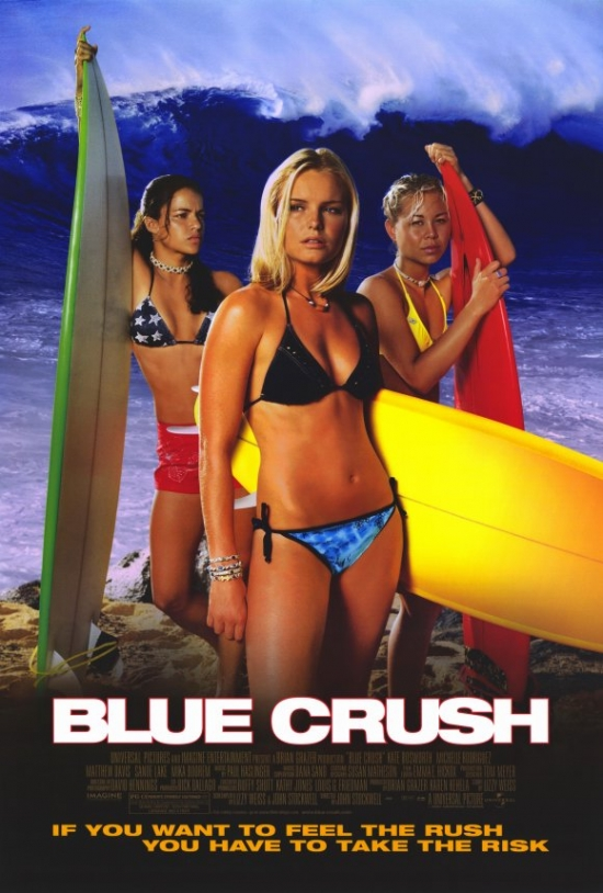Blue Crush Movie Poster Print (27 x 40) by Pop Culture Graphics