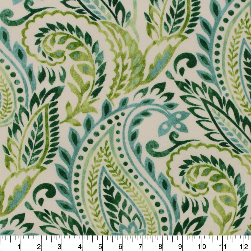 "Berkshire Home Polyester 54"" Indoor/Outdoor Algura Denim Fabric, per Yard"
